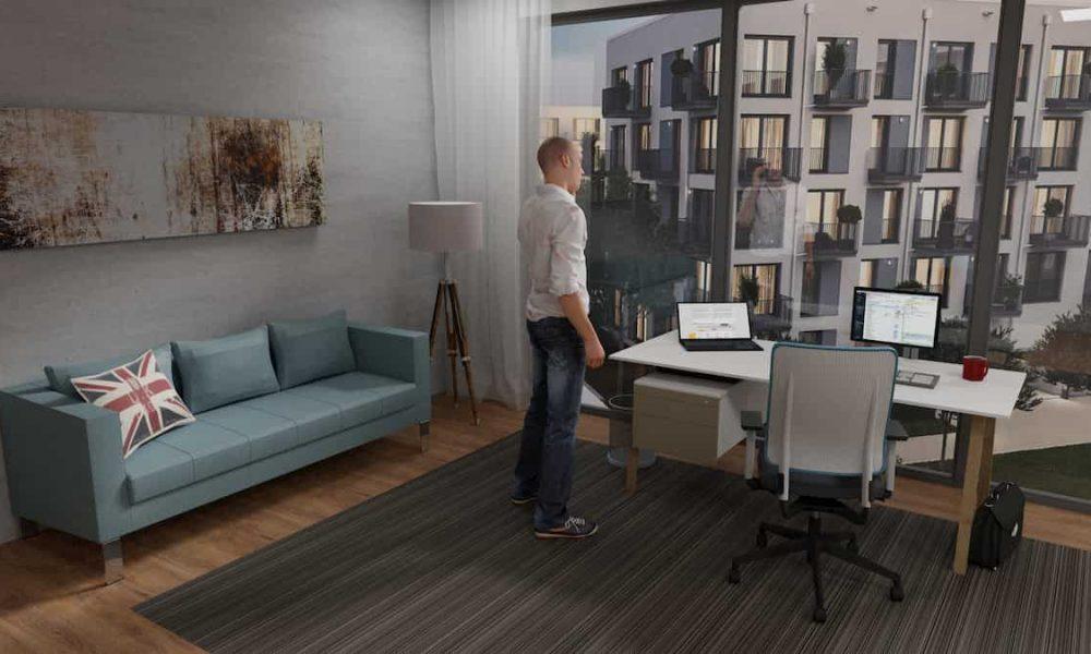 Inspiration Büroräume Homeoffice Buerowelten